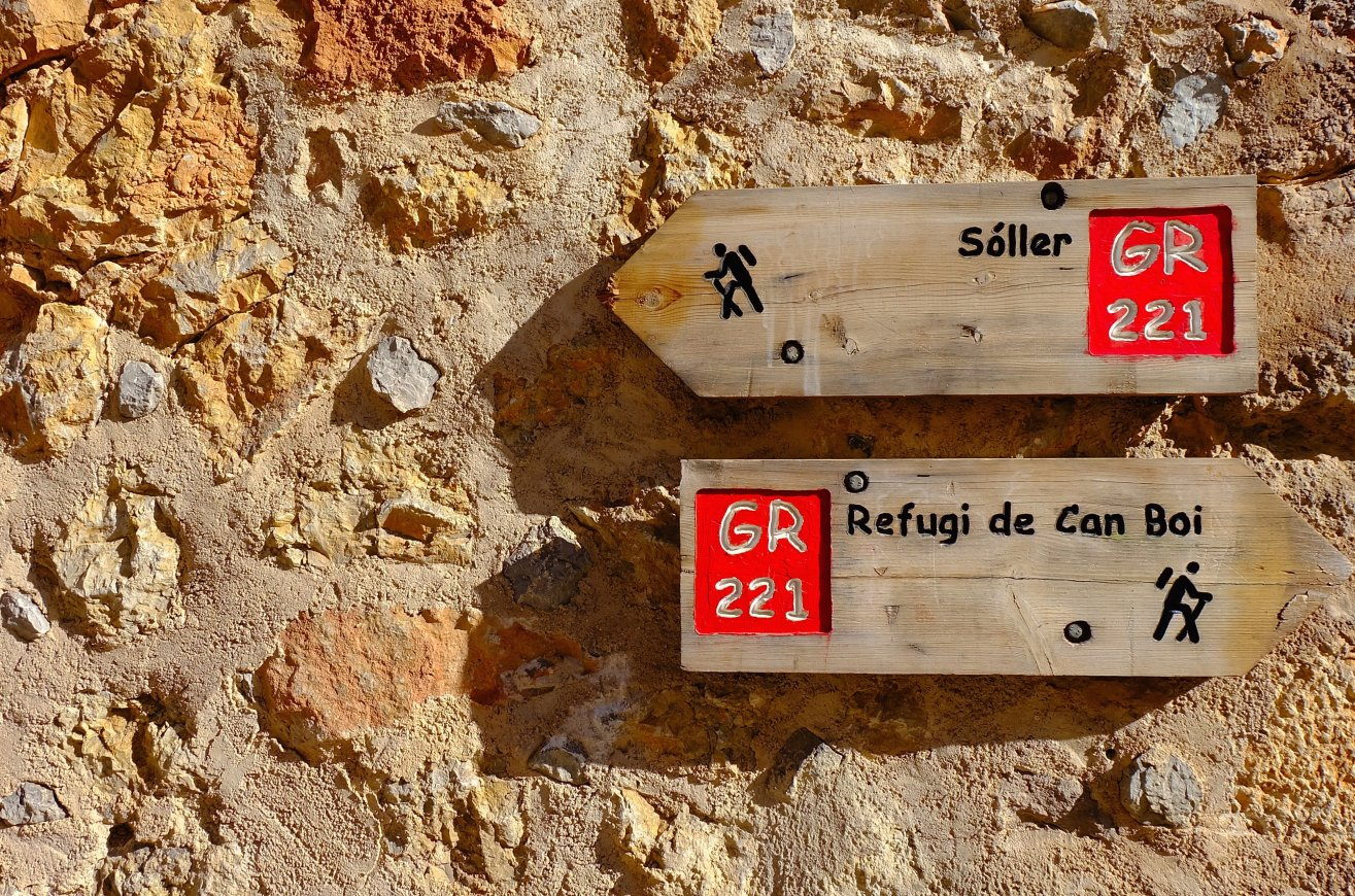 Hiking routes_FERGUS Style Soller Beach